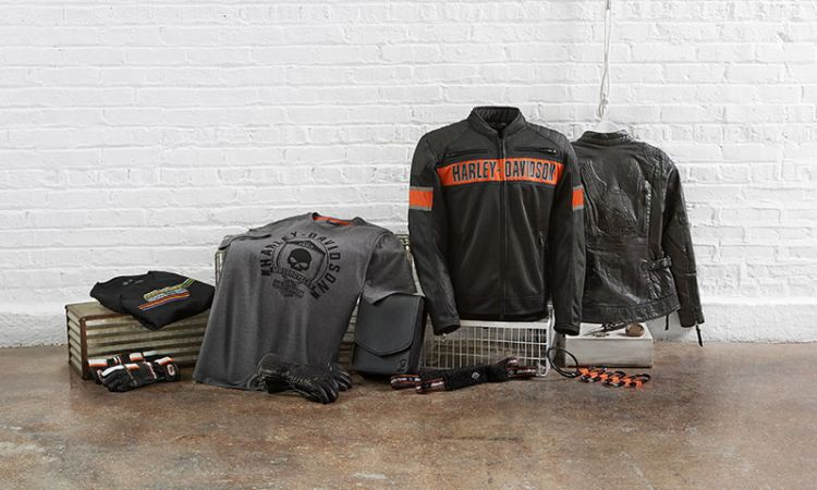 Mens harley clothing